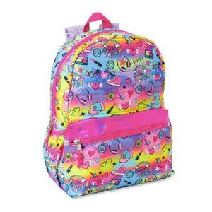 NEW🌸WONDER NATION Rainbow Quilted Backpack